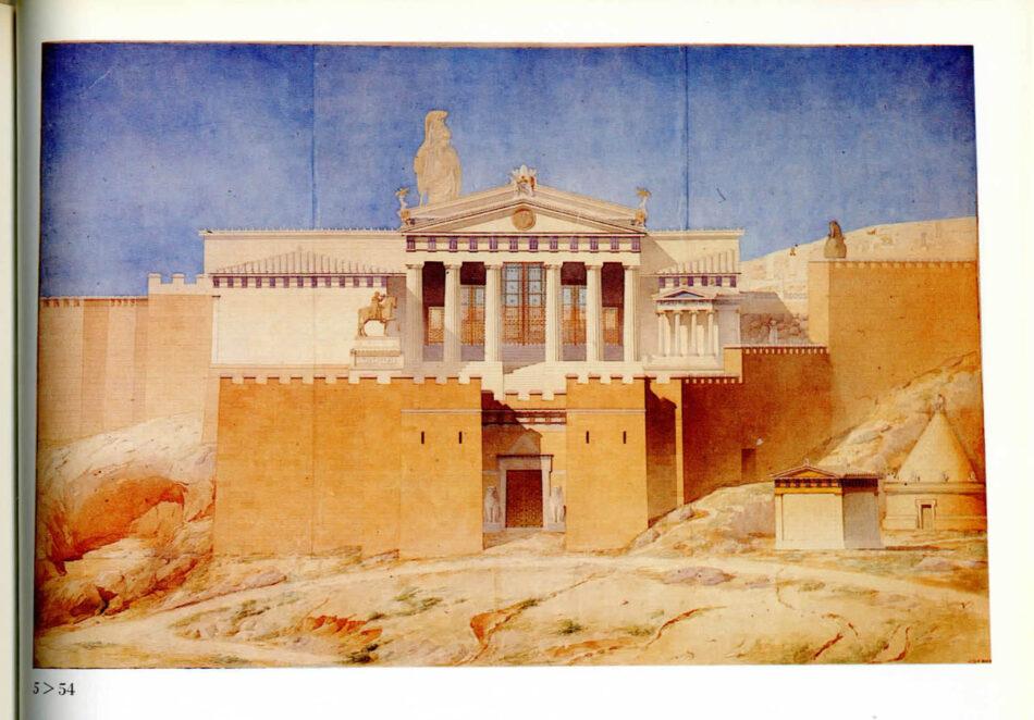 Αποκαθίσταται η δυτική πρόσβαση της Ακρόπολης Ακρόπολη Ακρόπολη: Αποκαθίσταται η δυτική πρόσβαση 33221 950x662