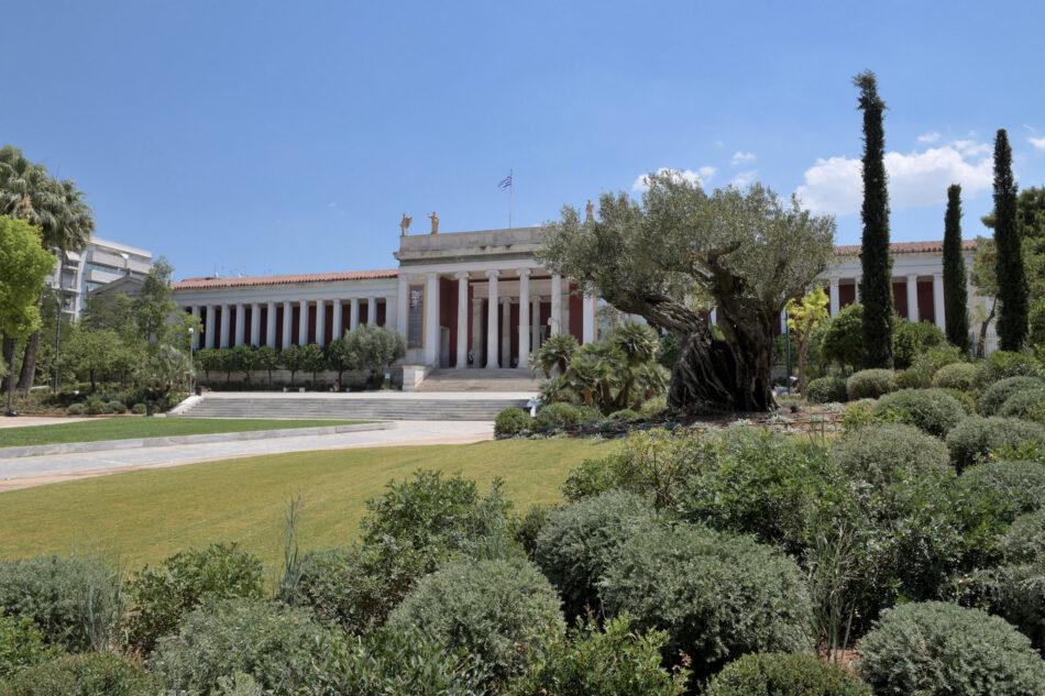 Το Εθνικό Αρχαιολογικό Μουσείο έχει νέο κήπο Εθνικό Αρχαιολογικό Μουσείο Το Εθνικό Αρχαιολογικό Μουσείο έχει νέο κήπο DSC 7830 950x633