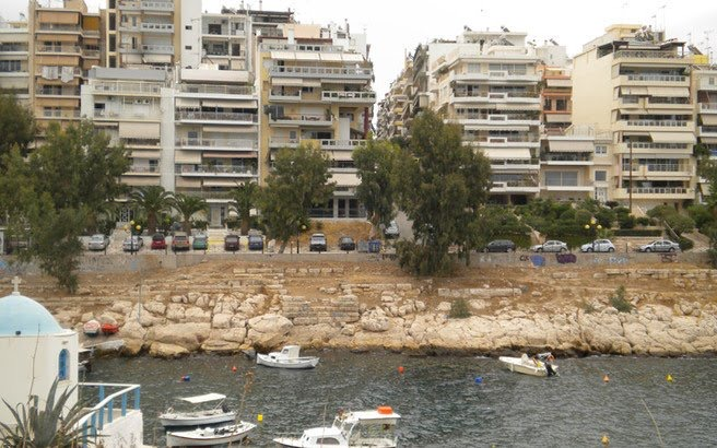 Προστασία και ανάδειξη του Θεμιστόκλειου Τείχους στον Πειραιά Πειραιάς Πειραιάς: Αναδεικνύεται το Θεμιστόκλειο Τείχος IMG 2487
