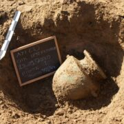 Ανακάλυψη αρχαίων τάφων και αγγείων στην Ηλεία Ηλεία Ηλεία: Ανακάλυψη αρχαίων τάφων                                                                                        180x180