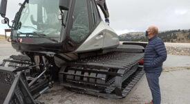 Νέος εξοπλισμός στο Χιονοδρομικό Κέντρο Καλαβρύτων Χιονοδρομικό Κέντρο Καλαβρύτων Χιονοδρομικό Κέντρο Καλαβρύτων: Παραλαβή νέου εξοπλισμού 14550 03 275x150