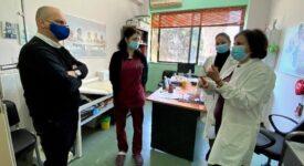 Επίσκεψη Οικονόμου στα 6 εμβολιαστικά κέντρα της Φθιώτιδας  Επίσκεψη Γιάννη Οικονόμου στα 6 εμβολιαστικά κέντρα της Φθιώτιδας                                            6                                                                 1 275x150
