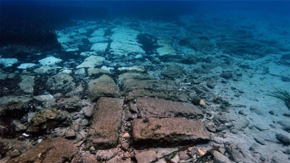 Υποβρύχια έρευνα στον αρχαίο Ολούντα Κρήτη Κρήτη: Υποβρύχια έρευνα στον αρχαίο Ολούντα                                                                      950x535