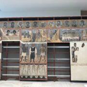 Τοιχογραφία Φώτη Κόντογλου Εθνική Πινακοθήκη Εθνική Πινακοθήκη: Αφιέρωμα στον Φώτη Κόντογλου                                                          180x180