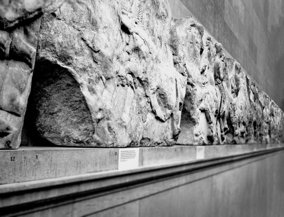 Το Βρετανικό Μουσείο κατέχει παράνομα τα γλυπτά Υπουργός Πολιτισμού Υπουργός Πολιτισμού: Το Βρετανικό Μουσείο κατέχει παράνομα τα γλυπτά british museum 2684213 1280 950x725