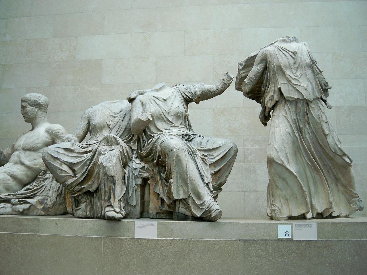 Το Βρετανικό Μουσείο κατέχει παράνομα τα γλυπτά Υπουργός Πολιτισμού Υπουργός Πολιτισμού: Το Βρετανικό Μουσείο κατέχει παράνομα τα γλυπτά london 244263 1280