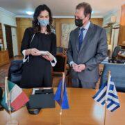Σπήλιος Λιβανός: Προστασία Μεσογειακών προϊόντων και ελαιολάδου Σπήλιος Λιβανός Σπήλιος Λιβανός: Προστασία Μεσογειακών προϊόντων και ελαιολάδου ypaat italida presveftis 180x180
