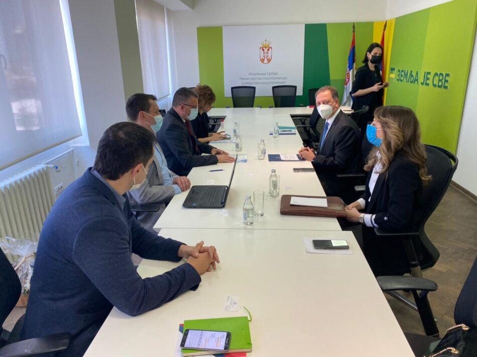 Προώθηση Ελληνικών αγροτικών προϊόντων κι επενδύσεων στη Σερβία  Προώθηση Ελληνικών αγροτικών προϊόντων κι επενδύσεων στη Σερβία                               950x711