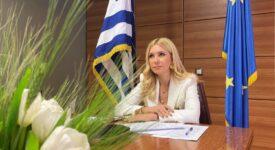 Φωτεινή Αραμπατζή Φωτεινή Αραμπατζή Φωτεινή Αραμπατζή: Επικεφαλής Αγροδιατροφικού τομέα ICC Women Hellas ARAMPATZHICCWH01 275x150