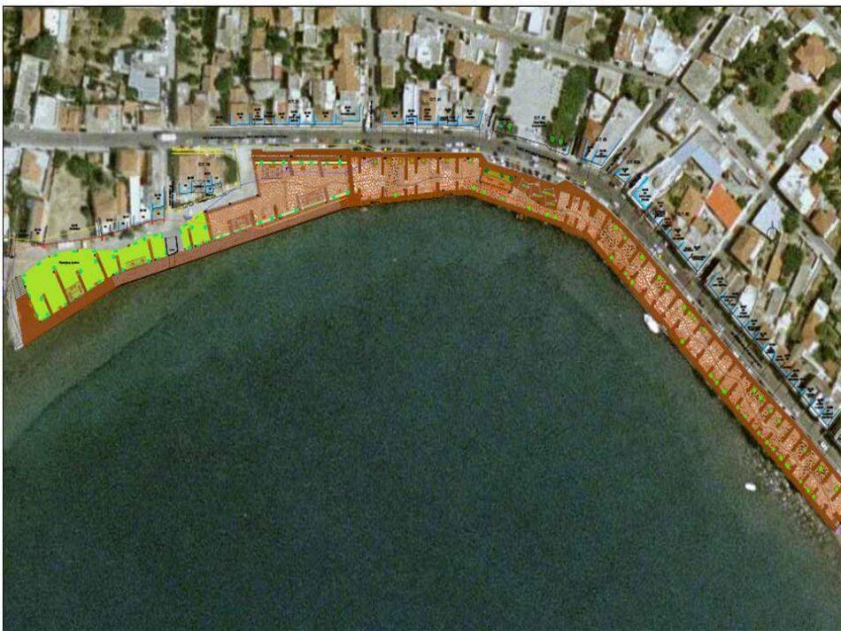 Αμάρυνθος Εύβοια Εύβοια: Ξεκινά η ανάπλαση της παραλίας Αμαρύνθου analasi amarinthou3 950x713