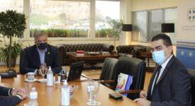 Περιφέρεια Αττικής: Συνάντηση Πατούλη με τον Υπαρχηγό της Αστυνομίας Περιφέρεια Αττικής Περιφέρεια Αττικής: Συνάντηση Πατούλη με τον Υπαρχηγό της Αστυνομίας photo yparxigos 2 275x150