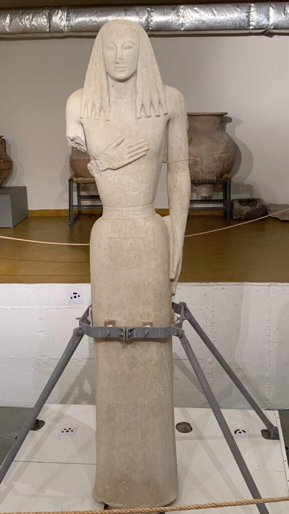 Αρχαιολογικό Μουσείο Θήρας Αρχαιολογικό Μουσείο Θήρας: Ξεκινά ο εκσυγχρονισμός του                               576x1024