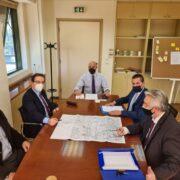 Σύσκεψη στο Υπουργείο Περιβάλλοντος και Ενέργειας Ιωάννης Μπούγας Σύσκεψη στο Υπουργείο Περιβάλλοντος και Ενέργειας για θέματα της Δωρίδας                             180x180