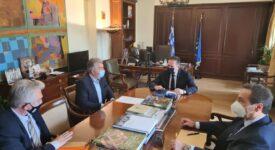 Φωκίδα: Σύσκεψη στο Υπουργείο Εσωτερικών  Φωκίδα: Σύσκεψη στο Υπουργείο Εσωτερικών                                              2 275x150