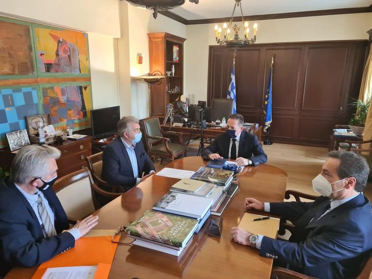Φωκίδα: Σύσκεψη στο Υπουργείο Εσωτερικών  Φωκίδα: Σύσκεψη στο Υπουργείο Εσωτερικών                                              2