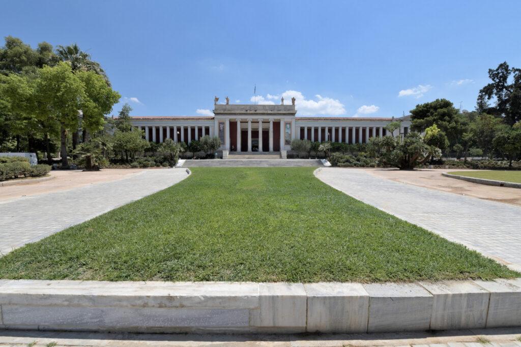 Εθνικό Αρχαιολογικό Μουσείο Το Εθνικό Αρχαιολογικό Μουσείο έχει νέο κήπο DSC 7845 1024x682