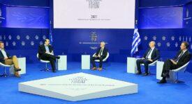 Ο Γιάννης Οικονόμου στο 6ο Οικονομικό Φόρουμ Δελφών Οικονομικό Φόρουμ Δελφών Ο Γιάννης Οικονόμου στο 6ο Οικονομικό Φόρουμ Δελφών elphi Economic Forum VI1 275x150