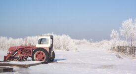 Παγετός σε αγρόκτημα  Ευρωπαϊκά κονδύλια για ζημιές από παγετό ζητούν Ελλάδα, Γαλλία, Ιταλία frost 2710 640 275x150