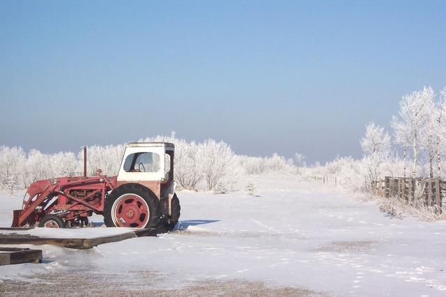 Παγετός σε αγρόκτημα  Ευρωπαϊκά κονδύλια για ζημιές από παγετό ζητούν Ελλάδα, Γαλλία, Ιταλία frost 2710 640