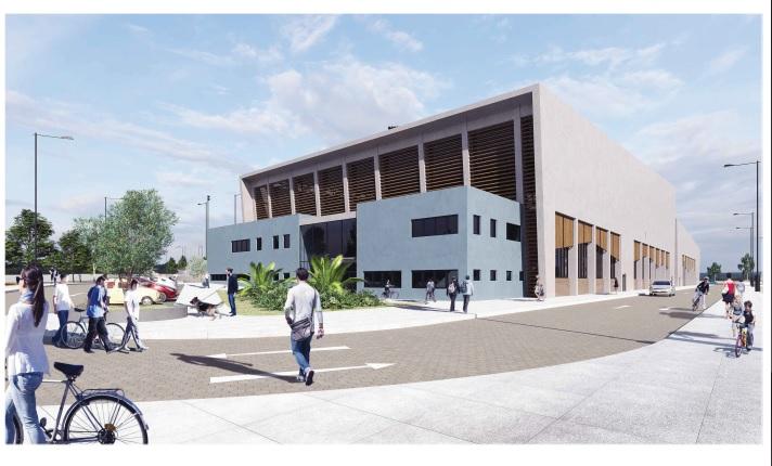Παραολυμπιακό Αθλητικό Κέντρο Ραφήνας-Πικερμίου Ραφήνα Το Παραολυμπιακό Αθλητικό Κέντρο Ραφήνας-Πικερμίου στο ΠΔΕ kentro