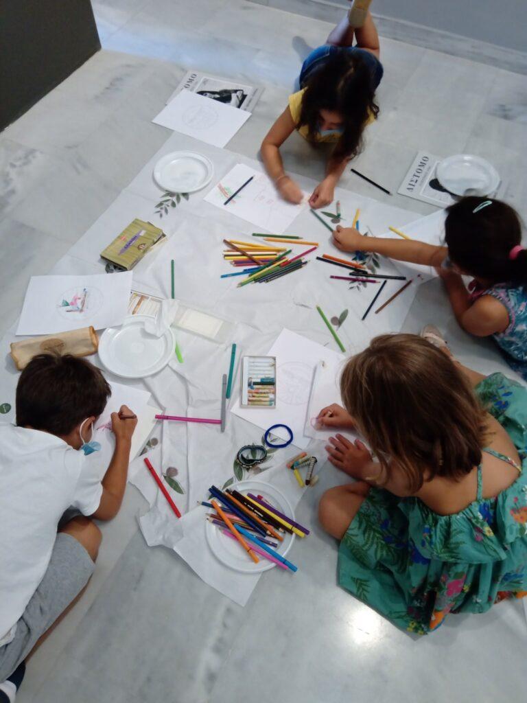 Δίστομο Δίστομο: Το Μουσείο Θυμάτων Ναζισμού με τα χρώματα των παιδιών mouseio2 768x1024