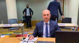 Ο Γιάννης Οικονόμου στο Συμβούλιο Υπουργών Γεωργίας Γιάννης Οικονόμου Ο Γιάννης Οικονόμου στο Συμβούλιο Υπουργών Γεωργίας pic 1 275x150