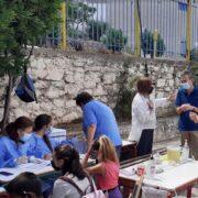Θήβα: Εμβολιασμός μαθητών Ρομά στο 9ο Δημοτικό Σχολείο  Θήβα: Εμβολιασμός μαθητών Ρομά στο 9ο Δημοτικό Σχολείο                                          180x180