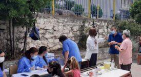 Θήβα: Εμβολιασμός μαθητών Ρομά στο 9ο Δημοτικό Σχολείο  Θήβα: Εμβολιασμός μαθητών Ρομά στο 9ο Δημοτικό Σχολείο                                          275x150