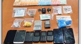 Εξάρθρωση διακινητών ναρκωτικών σε Τρίκαλα και Τύρναβο  Εξάρθρωση διακινητών ναρκωτικών σε Τρίκαλα και Τύρναβο                                                                                                        275x150