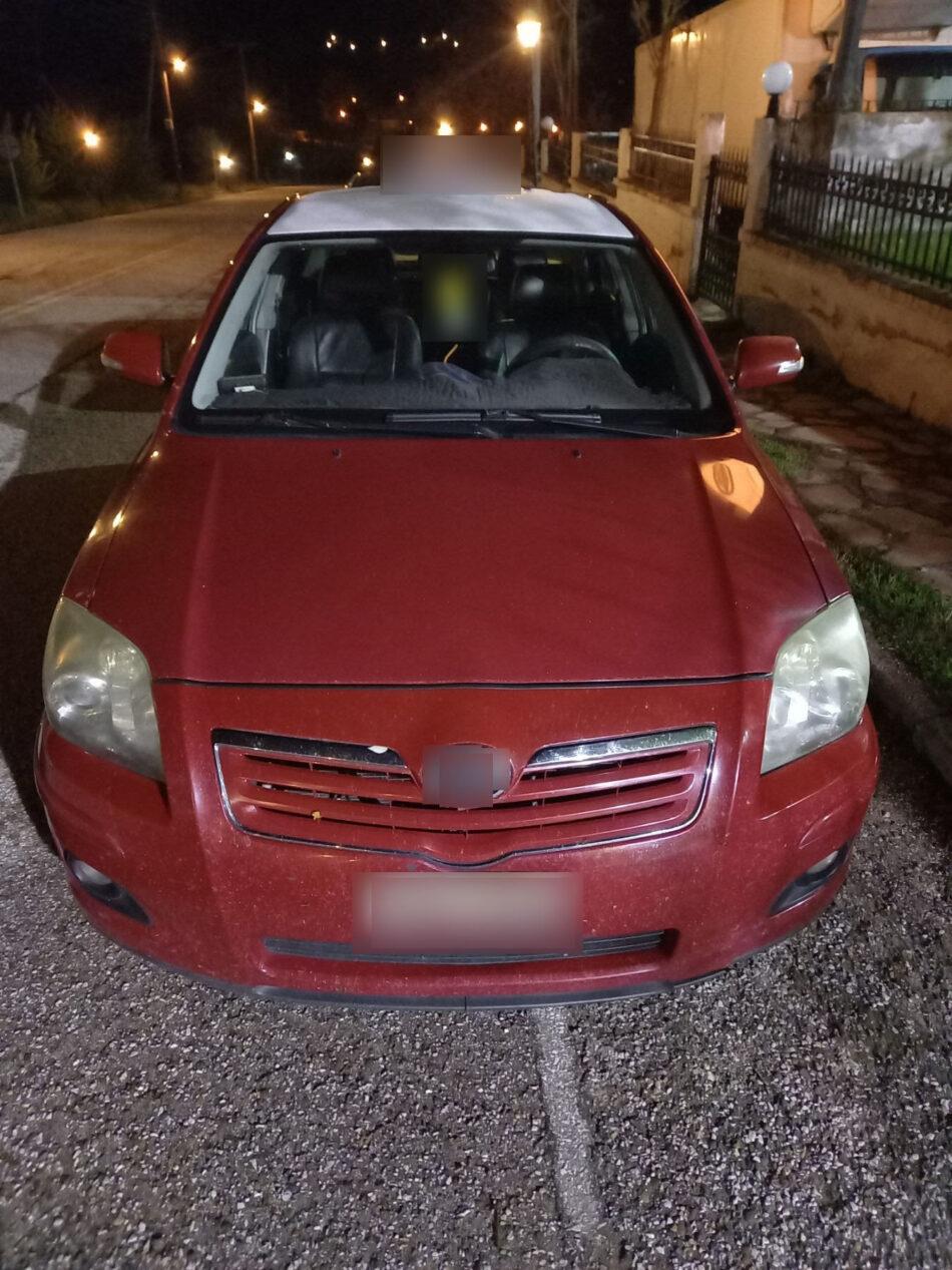 Καστοριά: Σύλληψη ιδιοκτήτριας ταξί για παράνομη μεταφορά αλλοδαπού  Καστοριά: Σύλληψη ιδιοκτήτριας ταξί για παράνομη μεταφορά αλλοδαπού                                                                                                                               950x1267