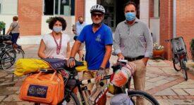 Με ποδήλατο από τα Χανιά στα Τρίκαλα και σε όλη την Ελλάδα  Με ποδήλατο από τα Χανιά στα Τρίκαλα και σε όλη την Ελλάδα                                                                                                           275x150
