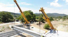 Νέα γέφυρα στο Πουρί Αγιοκάμπου  Νέα γέφυρα στο Πουρί Αγιοκάμπου                                                            275x150