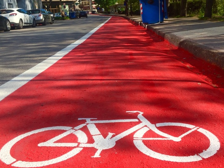 Νέο δίκτυο ποδηλατοδρόμων στην Καρδίτσα  Νέο δίκτυο ποδηλατοδρόμων στην Καρδίτσα