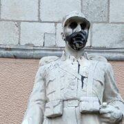 Ο Δήμος Λεβαδέων καταδικάζει βανδαλισμό στο μνημείο του Aγνώστου Στρατιώτη  Ο Δήμος Λεβαδέων καταδικάζει βανδαλισμό στο μνημείο του Aγνώστου Στρατιώτη                                                                                                         A                                  180x180