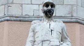 Ο Δήμος Λεβαδέων καταδικάζει βανδαλισμό στο μνημείο του Aγνώστου Στρατιώτη  Ο Δήμος Λεβαδέων καταδικάζει βανδαλισμό στο μνημείο του Aγνώστου Στρατιώτη                                                                                                         A                                  275x150