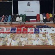 Συλλήψεις στο Λουτράκι για παράνομο τζόγο  Συλλήψεις στο Λουτράκι για παράνομο τζόγο                                                                               180x180