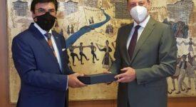 Συνάντηση Λιβανού με πρεσβευτή ΗΑΕ  Συνάντηση Λιβανού με πρεσβευτή ΗΑΕ                                                                  275x150