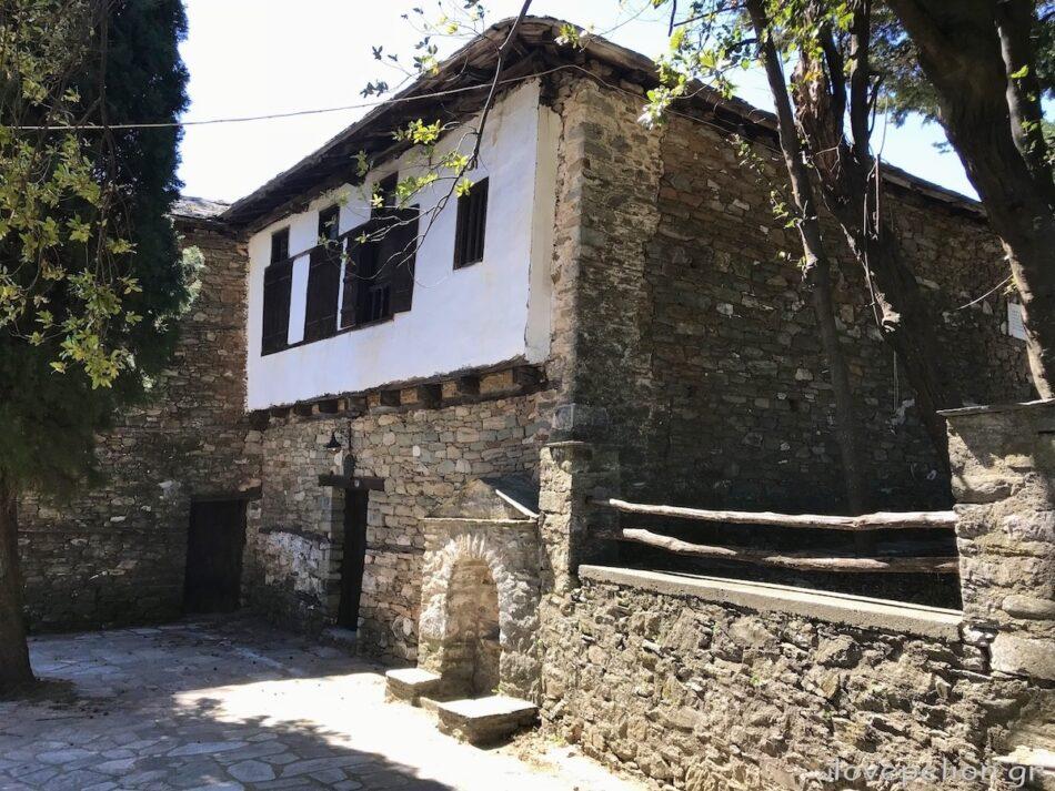 Σχολείο του Ρήγα Φεραίου  Αποκαθίσταται το Σχολείο του Ρήγα Φεραίου στη Ζαγορά                                               950x713