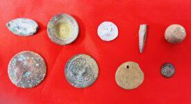 Σύλληψη αρχαιοκάπηλου στις Σέρρες  Σύλληψη αρχαιοκάπηλου στις Σέρρες                                                                 1 275x150