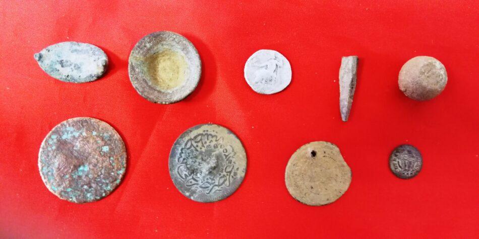 Σύλληψη αρχαιοκάπηλου στις Σέρρες  Σύλληψη αρχαιοκάπηλου στις Σέρρες                                                                 1 950x475