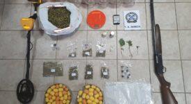 Σύλληψη καλλιεργητή ναρκωτικών στη Θήβα  Σύλληψη καλλιεργητή ναρκωτικών στη Θήβα                                                                            275x150