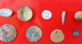 Σύλληψη στη Θεσσαλονίκη για υπόθεση αρχαιοκαπηλίας  Σύλληψη στη Θεσσαλονίκη για υπόθεση αρχαιοκαπηλίας                                                                                                 275x150