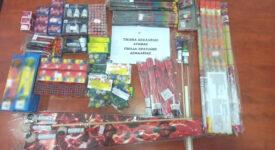 Συλλήψεις στη Δράμα για παραβάσεις του νόμου περί βεγγαλικών και όπλων  Συλλήψεις στη Δράμα για παραβάσεις του νόμου περί βεγγαλικών και όπλων 01052021veggalikadrama 275x150