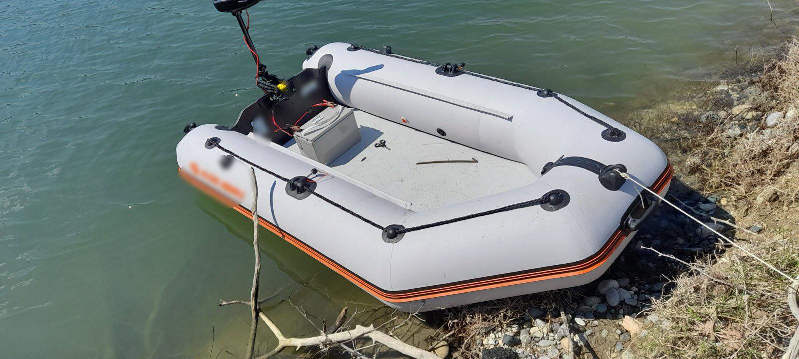 Σύλληψη δυο ατόμων στη λίμνη Ιλαρίωνα για παράνομη αλιεία  Σύλληψη δυο ατόμων στη λίμνη Ιλαρίωνα για παράνομη αλιεία 12062021dytmakal001