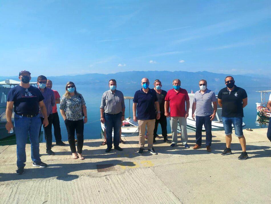 Συνάντηση Γιάννη Οικονόμου με αλιείς στη Στυλίδα Στυλίδα Στυλίδα: Συνάντηση Γιάννη Οικονόμου με επαγγελματίες αλιείς IMG 20210605 WA0002 950x713