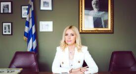 Φωτεινή Αραμπατζή Φωτεινή Αραμπατζή Φωτεινή Αραμπατζή: Κανονικά οι ελληνικές εξαγωγές πουλερικών στην Αλβανία arampatzi05 275x150