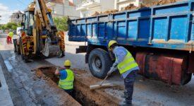Ξεκίνησε το μεγαλύτερο έργο ύδρευσης στα Τρίκαλα  Ξεκίνησε το μεγαλύτερο έργο ύδρευσης στα Τρίκαλα deyat zon2a 275x150