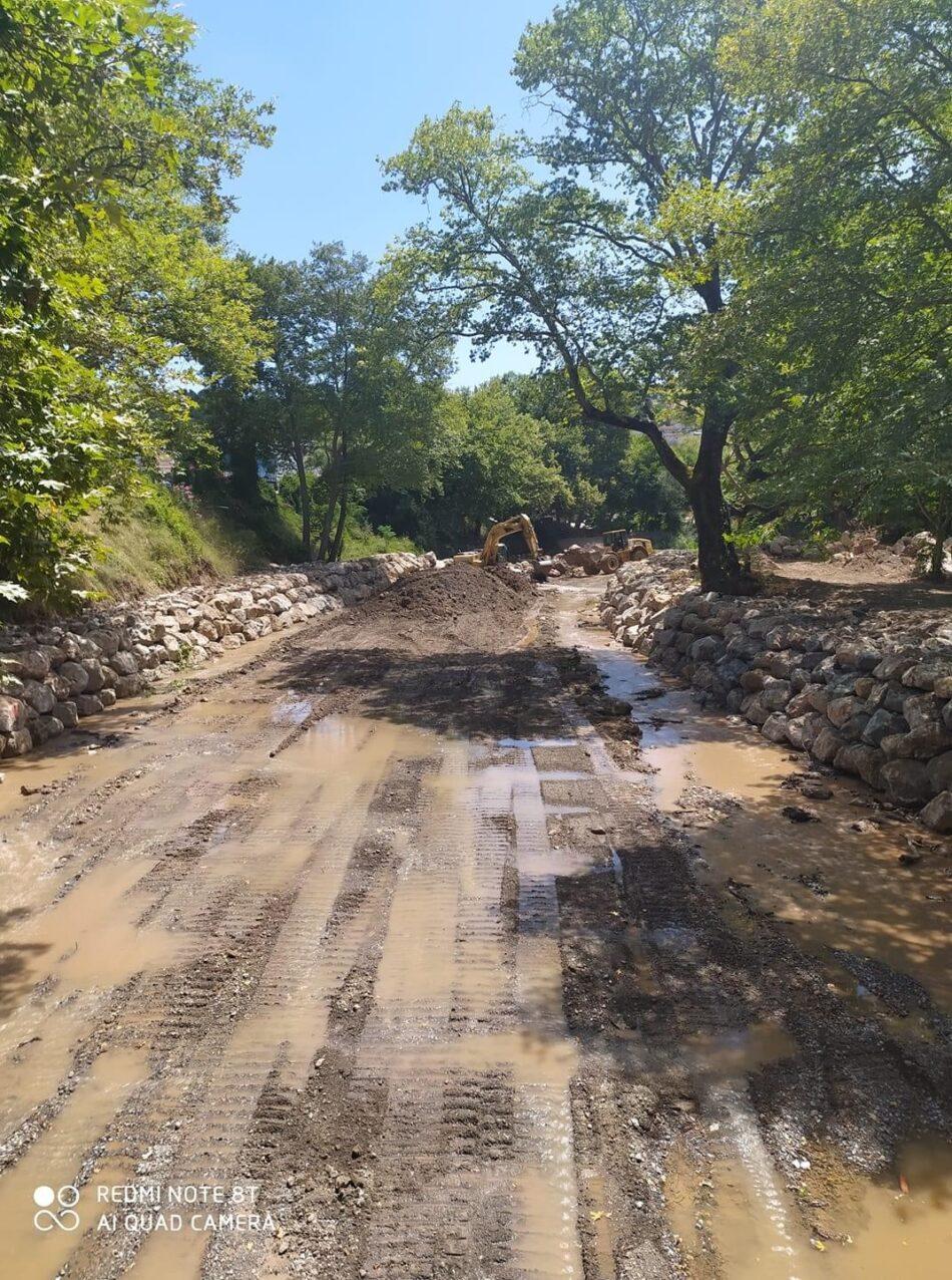 Ξεκινούν έργα αντιπλημμυρικής προστασίας και καθαρισμού ρεμάτων στην Εύβοια  Ξεκινούν έργα αντιπλημμυρικής προστασίας και καθαρισμού ρεμάτων στην  Εύβοια evia katharismos rematon 950x1276