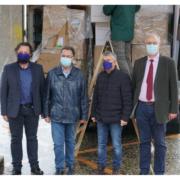 Το Πανεπιστημιακό Νοσοκομείο Λιέγης δώρισε εξοπλισμό στα νοσοκομεία της Θεσσαλίας  Το Πανεπιστημιακό Νοσοκομείο Λιέγης δώρισε εξοπλισμό στα νοσοκομεία της Θεσσαλίας oe 34870 180x180