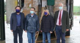 Το Πανεπιστημιακό Νοσοκομείο Λιέγης δώρισε εξοπλισμό στα νοσοκομεία της Θεσσαλίας  Το Πανεπιστημιακό Νοσοκομείο Λιέγης δώρισε εξοπλισμό στα νοσοκομεία της Θεσσαλίας oe 34870 275x150
